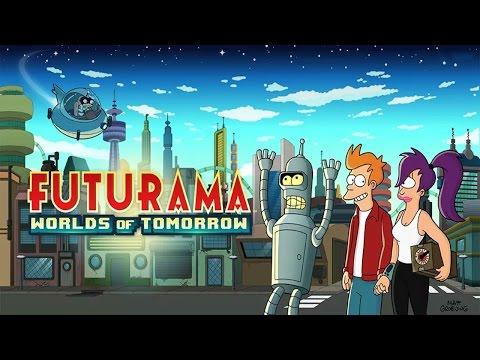 Прохождение Futurama The Game \ Футурама Игра с переводом часть 02   Канализация Нового Нью Йорка
