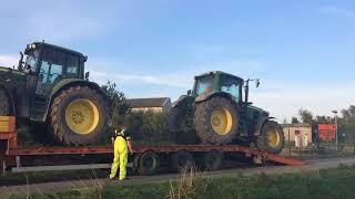 CBP rozbio grup przestpcz ktrej czonkowie kradli cigniki i maszyny rolnicze w UE 1