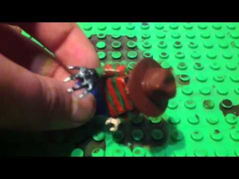 Как сделать из лего фредди крюгер 26