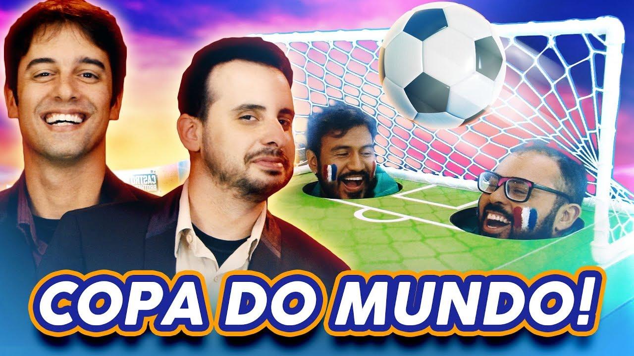 ELES VÃO PASSAR MAL! - COPA SopraGol