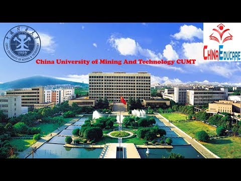 China University Of Mining And Technology CUMT | Study In China