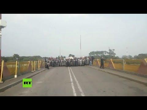 Nudo de tensión en la frontera colombo-venezolana