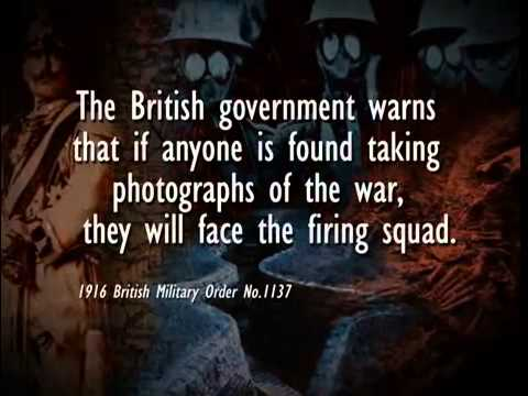 History Channel World War I : The Great War - Secrets of World War I