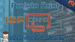 Instalando ISPConfig 3 na AWS - Parte 01