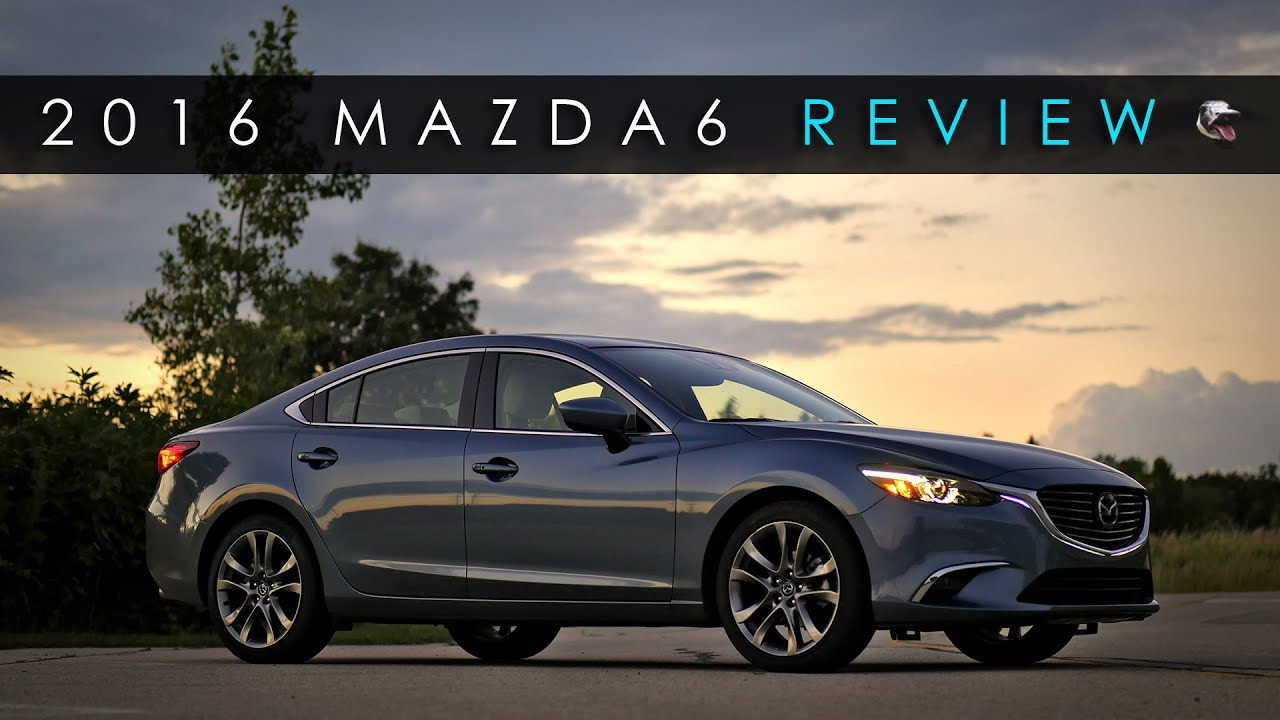 review | 2016 mazda6 | slow and steady - youtube