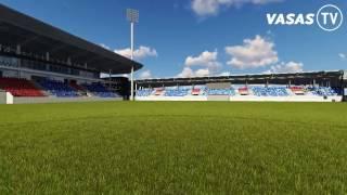 Az új Illovszky-stadion