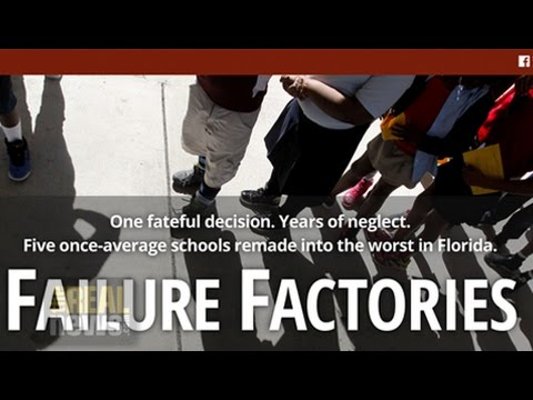 """""""Failure Factories"""": How a Florida School District Wrecked Schools for Black Students"""