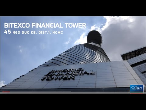 Bitexco Financial Tower - Office for lease - Grade A - HCMC Vietnam