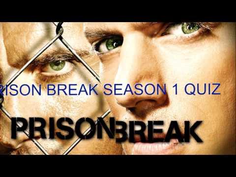Prison Break Season 1 Quiz