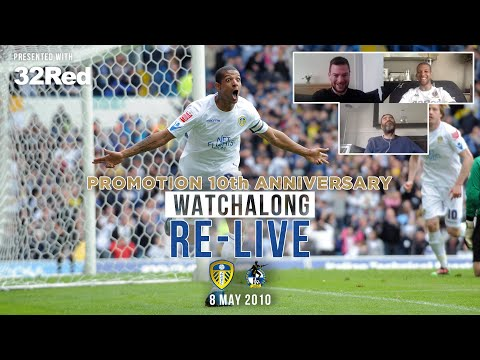 RE-LIVE Promotion Watchalong | Leeds United 2-1 Bristol Rovers | With Beckford, Hughes and Parker