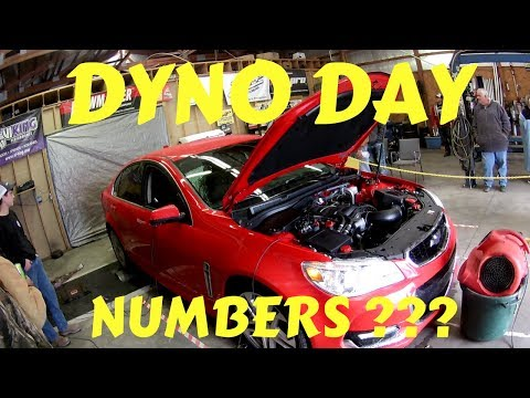 2016 CHEVY SS DYNO DAY!! WE MADE HOW MUCH???