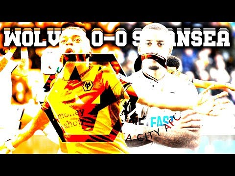 A REPLAY IN SOUTH WALES! | Wolves 0-0 Swansea FA Cup 3rd Round Review