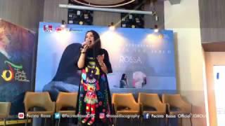 Rossa - Cinta Dalam Hidupku 5 April 2017   Launching