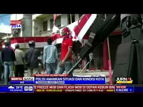Balas Dendam, Massa Partai Aceh Rusak Kantor Caleg PDIP