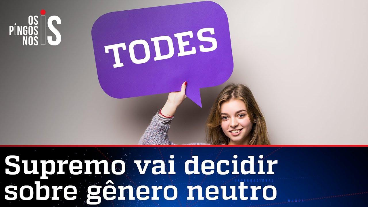 Download PT vai ao STF defender a linguagem neutra no Brasil