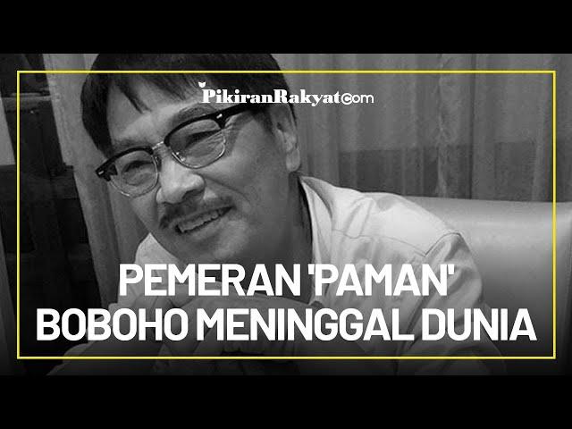 Pemeran 'Paman' Boboho Ng Man-tat Meninggal Dunia di Usia 70 Tahun Karena Kanker Hati