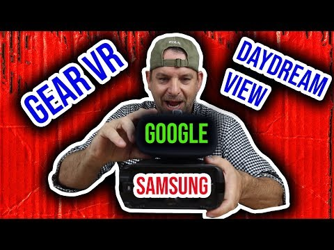 Google Daydream View vs Samsung Gear VR 2018.  I couldn't believe the winner!