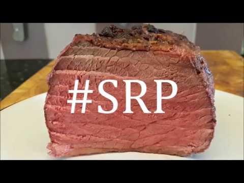 Roasted Silverside/Bottom Round Of Beef. #SRP (Bonus Video)