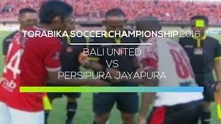 Video Gol Pertandingan Bali United  vs Persipura