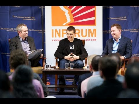 Max Levchin and Peter Thiel: Smart Venture Capital in 2011 (2/2/11)