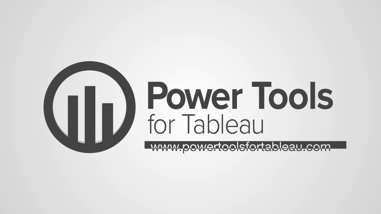 Power Tools for Tableau: Data Source Audit demo