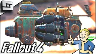 Fallout 4 Gameplay - JUNK JET! Ep 14