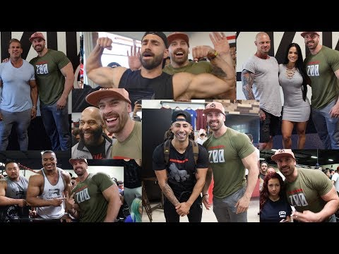 THE MOST EPIC GRAND OPENING AT ZOO CULTURE GYM