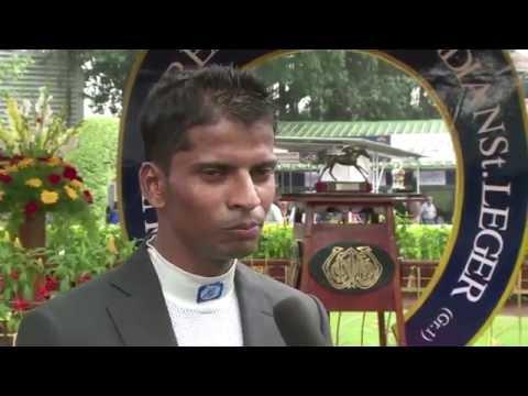 Desert God wins St.Leger / The Nirmal Ruia Trophy