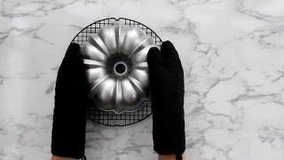 Nordic Ware - Anniversary Gold Bundtlette video