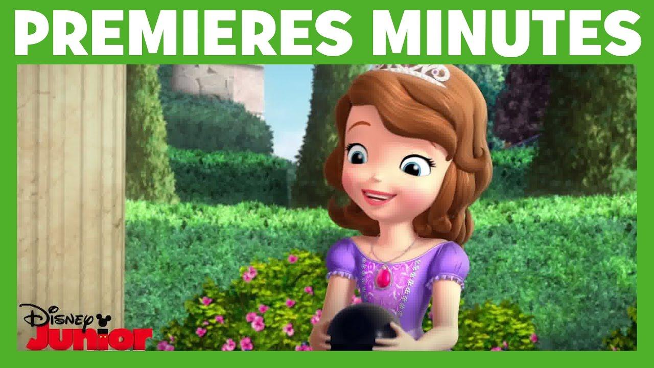 Princesse Sofia La Belle Est La Bete Youtube