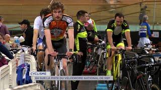Yvelines | Cyclisme : 6h sur la piste du Vélodrome National de SQY