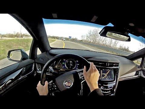 2014 Cadillac ELR - WR TV POV Test Drive