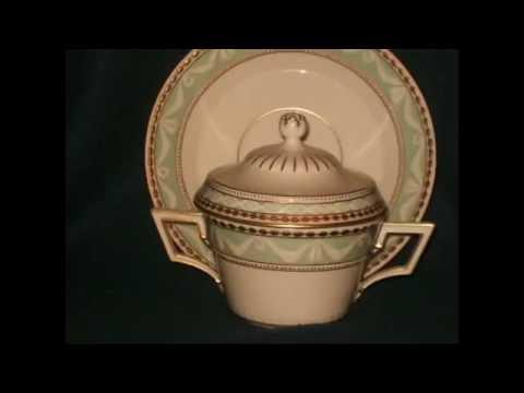 Deutschlandweiter Porzellan Ankauf KPM Berlin Kurland Geschirr suche KPM Kurland - YouTube