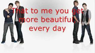 Cover Girl - Big Time Rush [Lyrics in Description]