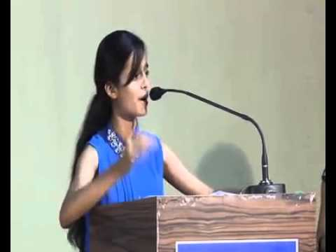 Speech on Gujarat State & its Culture
