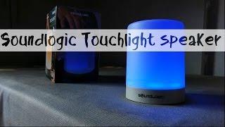 Soundlogic Touchlight Bluetooth Speaker Full Review
