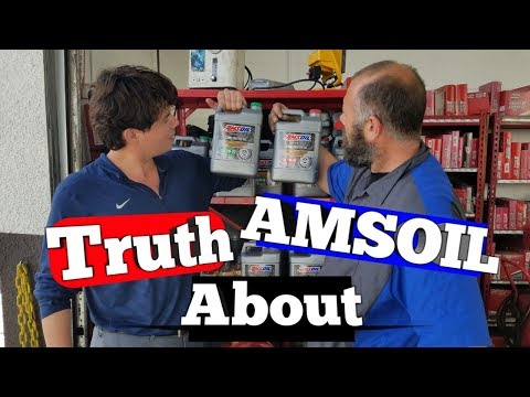 The Truth About AMSOIL Why Mechanics Won't Recommend
