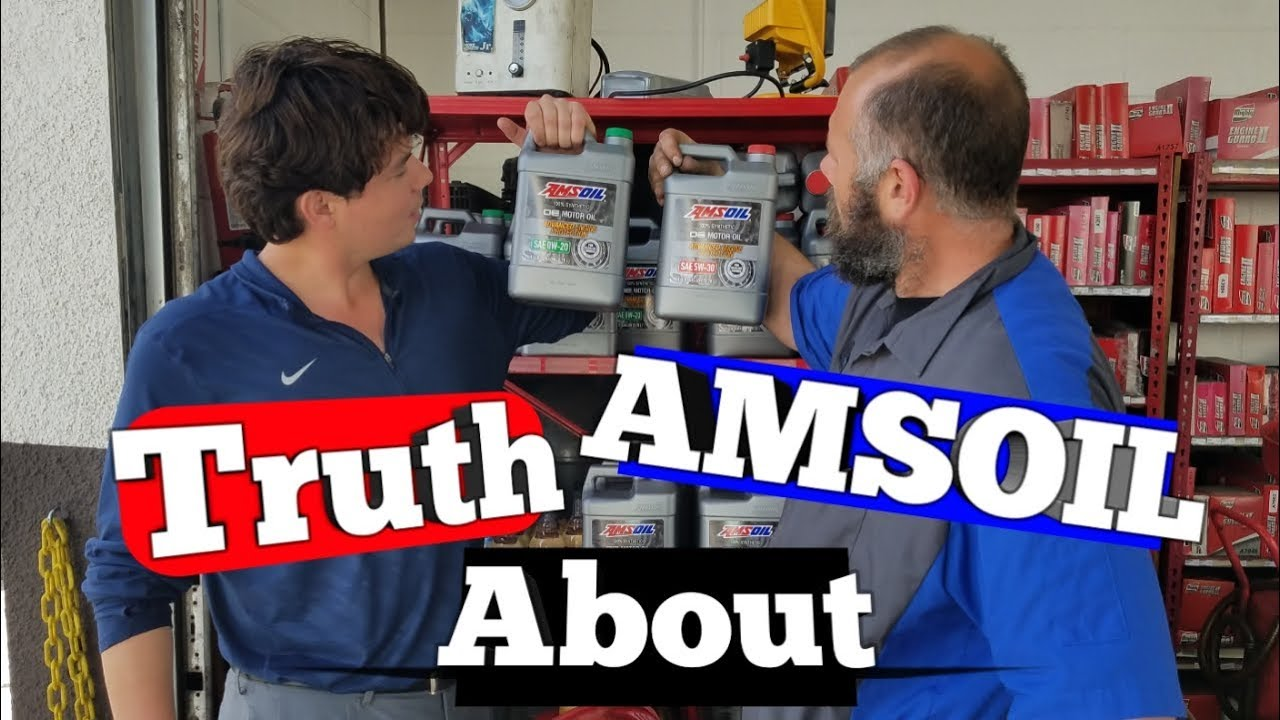The Truth About Amsoil Why Mechanics Won T Recommend Youtube