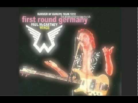 Paul McCartney & Wings 「First Round Germany」 #1