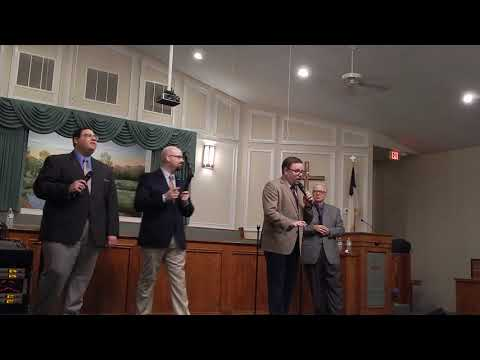 The Kingsmen Quartet sings The Next Cloud