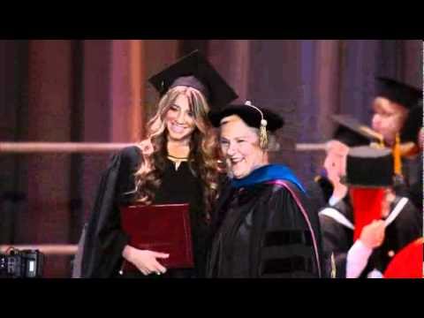 2012 USC School of Social Work Commencement