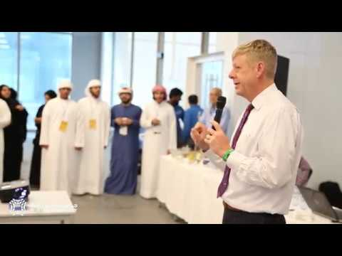Khalifa University Freshmen Design Projects Exhibition 2017