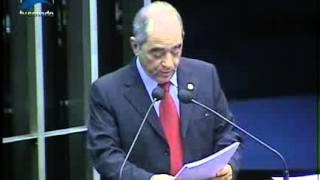 Sen. Roberto Cavalcanti, PRB/PB, cita o Código de Hamurabi pelas regras de compras de embarcações