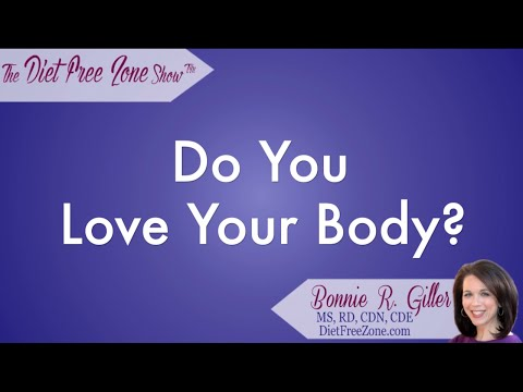 Do You Love Your Body?