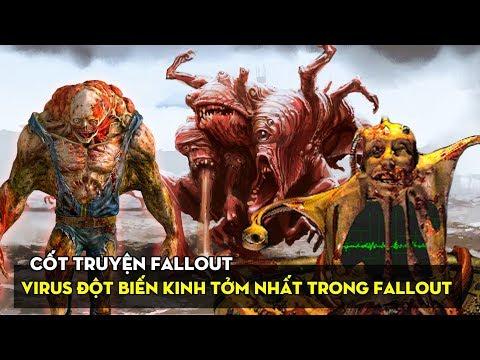 Cốt truyện Fallout Phần 4: Virus bí ẩn nào biến con người thành siêu đột biến?