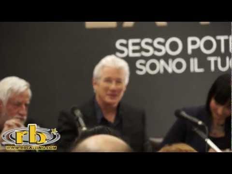 Richard Gere, La frode, Arbitrage, conferenza stampa, RB Casting