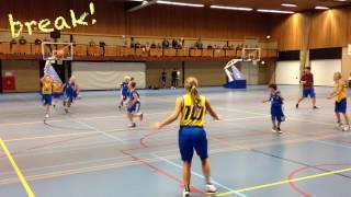 River Trotters U12-1 vs Barendrecht