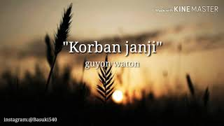 Download lagu Lagu jawa sedih korban janji guyon waton MP3