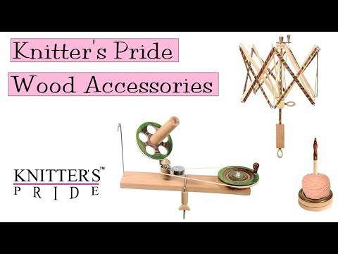 Knitter's Pride Wood Accessories