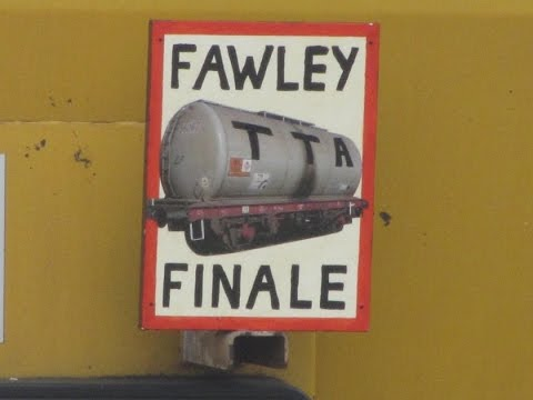 The final TTA oil tanks working out of Fawley 24/03/2015